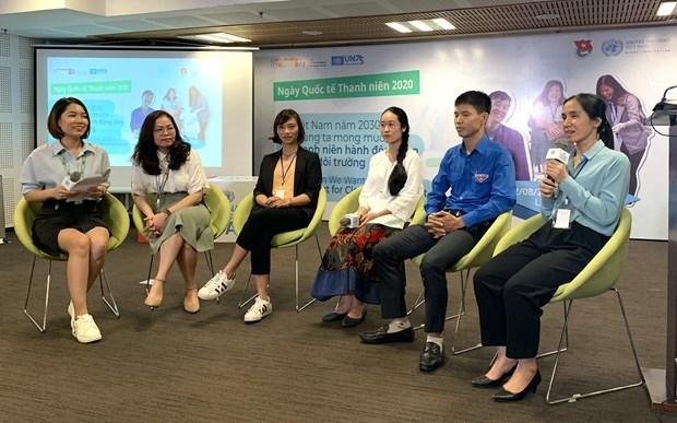 Lancement du concours d'initiative jeunesse «Payez vert pour la mer» en 2020 hinh anh 2