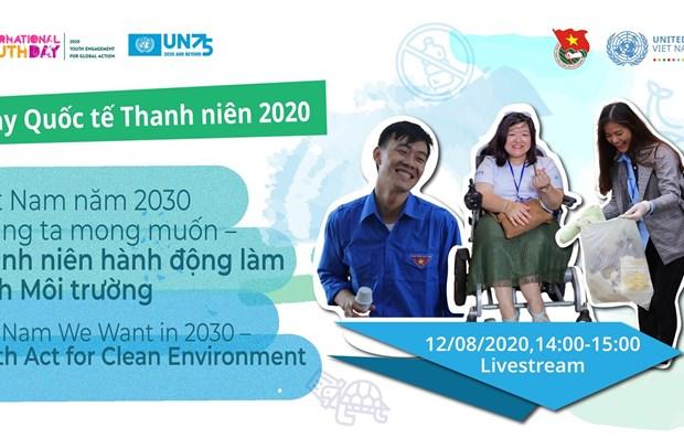Lancement du concours d'initiative jeunesse «Payez vert pour la mer» en 2020 hinh anh 1