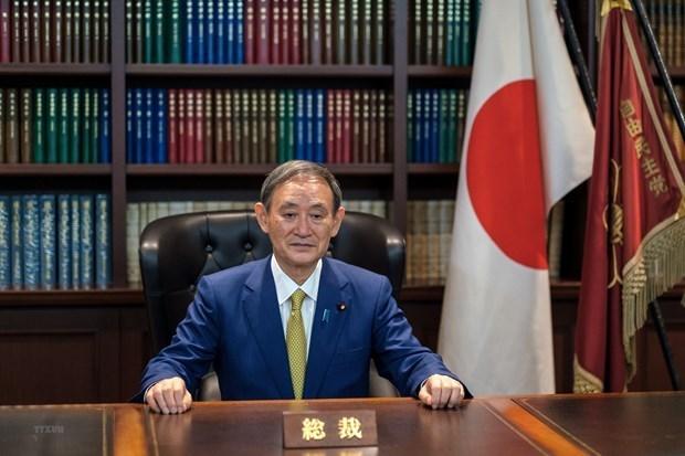 Le PM Suga Yoshihide effectuera une visite officielle au Vietnam du 18 au 20 octobre hinh anh 1