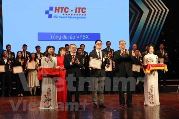 Vietnam Digital Awards 2020: pres de 60 entreprises honorees hinh anh 3