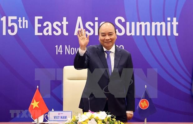 ASEAN 2020: 15e Sommet de l'Asie de l'Est hinh anh 1