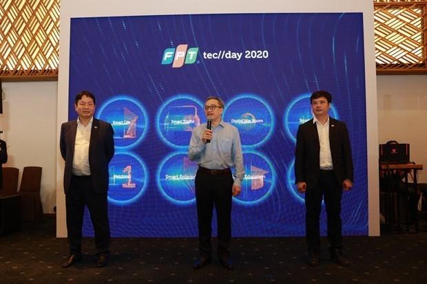 FPT Techday cherche des solutions pour la transformation numerique des entreprises hinh anh 2