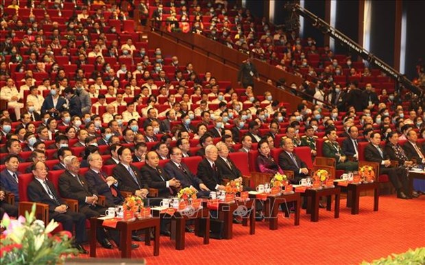 Ouverture du dixieme Congres national d'emulation patriotique hinh anh 1