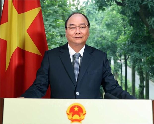 Message du PM Nguyen Xuan Phuc a l'occasion du 60e anniversaire de l'OCDE hinh anh 1