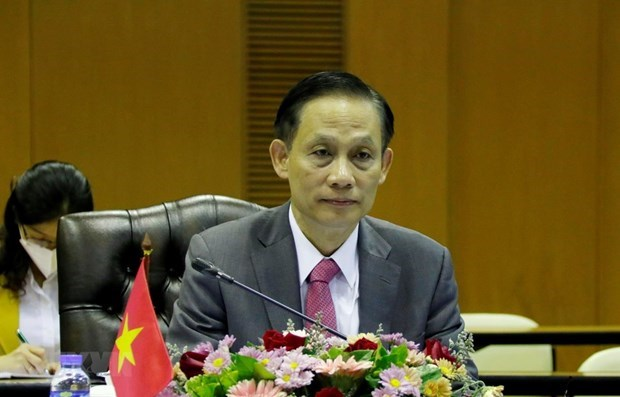 Singification importante des documents frontaliers terrestres Vietnam-Cambodge hinh anh 1