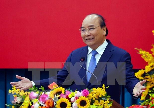 Le PM felicite le secteur de la construction pour l'accomplissement de ses objectifs 2020 hinh anh 1