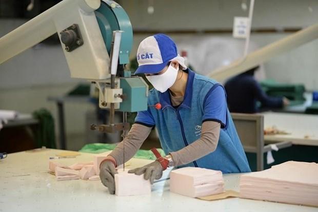 Le secteur du textile-habillement cible 38 a 39 milliards de dollars d'exportations en 2021 hinh anh 1
