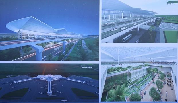 L'aeroport de Long Thanh contribuera a la puissance du Vietnam , selon le PM hinh anh 3