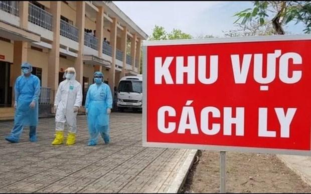 Reexaminer le travail de prevention et de controle du COVID-19 dans les centres de quarantaine hinh anh 1