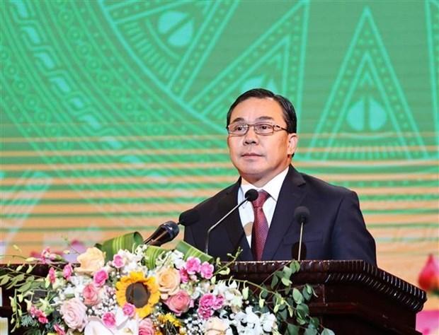L'ambassadeur du Laos salue le rôle de leader du Parti communiste du Vietnam