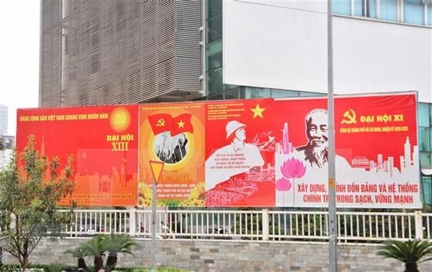 Vietnam-Russie : lettre de felicitations du KPRF envoyee au 13e Congres national du PCV hinh anh 1
