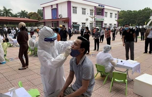 COVID-19: neuf nouveaux cas signales a Hai Duong mercredi apres-midi hinh anh 1