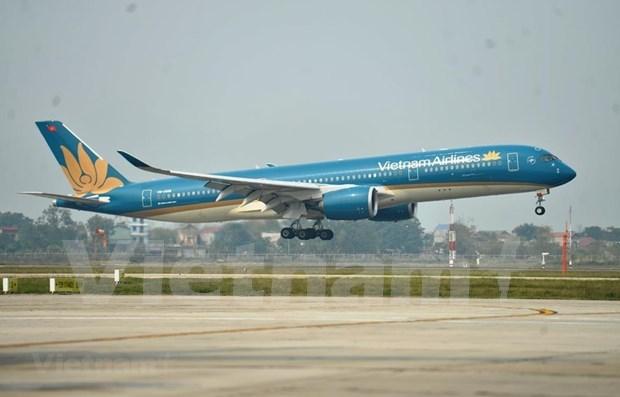 Vietnam Airlines reprendra ses vols vers l'aeroport international de Van Don hinh anh 1