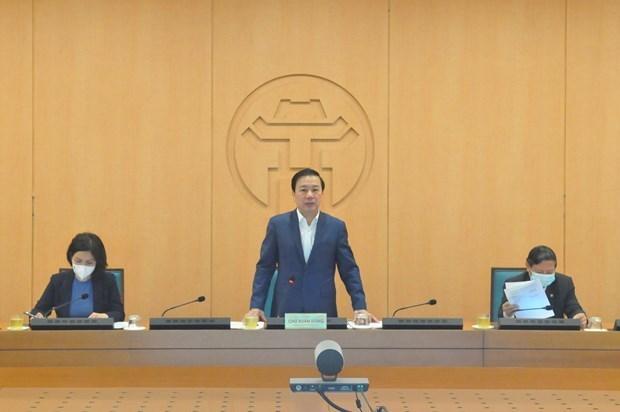 Hanoi assouplit les restrictions contre le COVID-19 hinh anh 1