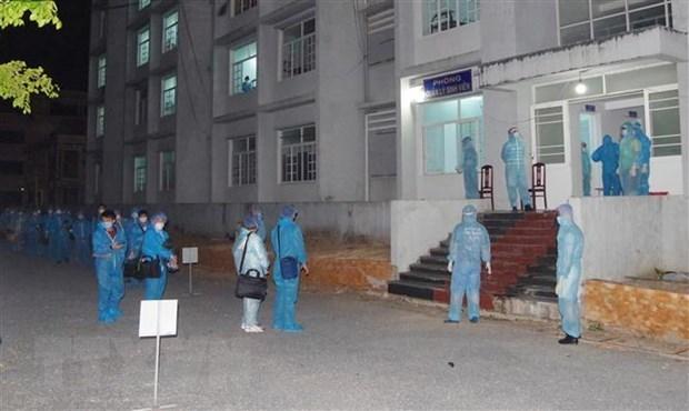 COVID-19 : un nouveau cas importe detecte a Ho Chi Minh-Ville hinh anh 1