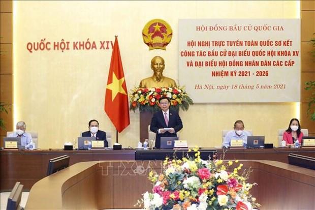 Le Vietnam determine a tenir les elections legislatives a temps et avec succes hinh anh 1
