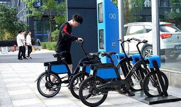 Hanoi va piloter la location de velos electriques relies au systeme de bus au 3e trimestre hinh anh 1