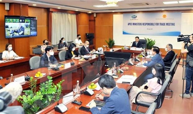 Assurer le fonctionnement efficace de la chaine d'approvisionnement des biens au sein de l'APEC hinh anh 2