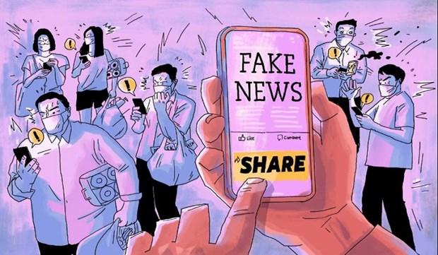 Le vice-PM thailandais ordonne une action severe contre les diffuseurs de fausses informations hinh anh 1
