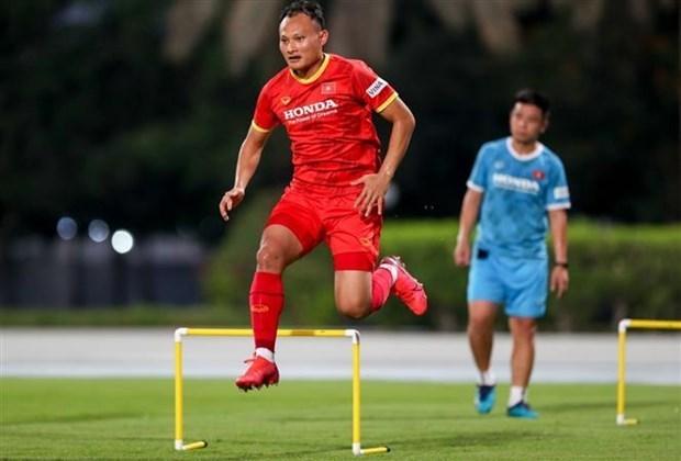 La FIFA souligne le role de Trong Hoang dans la selection nationale de football hinh anh 1