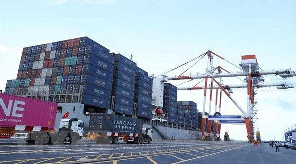 Long An : amenagement de six centres logistiques hinh anh 1