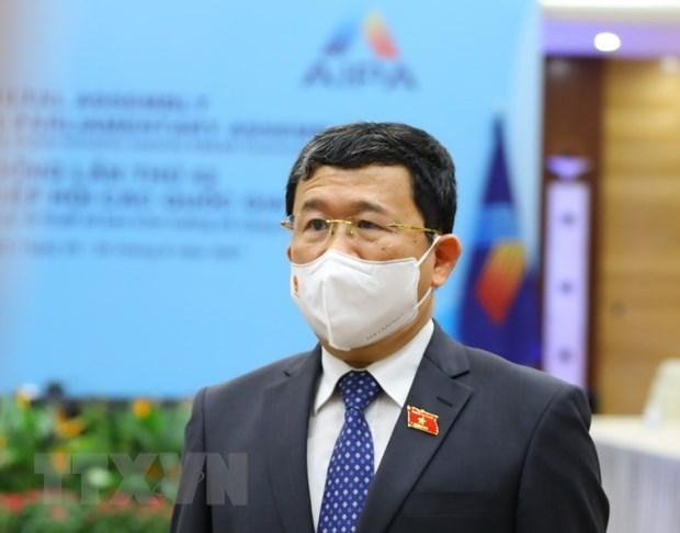 AIPA-42 : oeuvrer ensemble pour construire une communaute de l'ASEAN prospere hinh anh 1