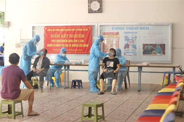 Covid-19 : le Vietnam enregistre 11.434 nouveaux cas et 364 deces mercredi hinh anh 1