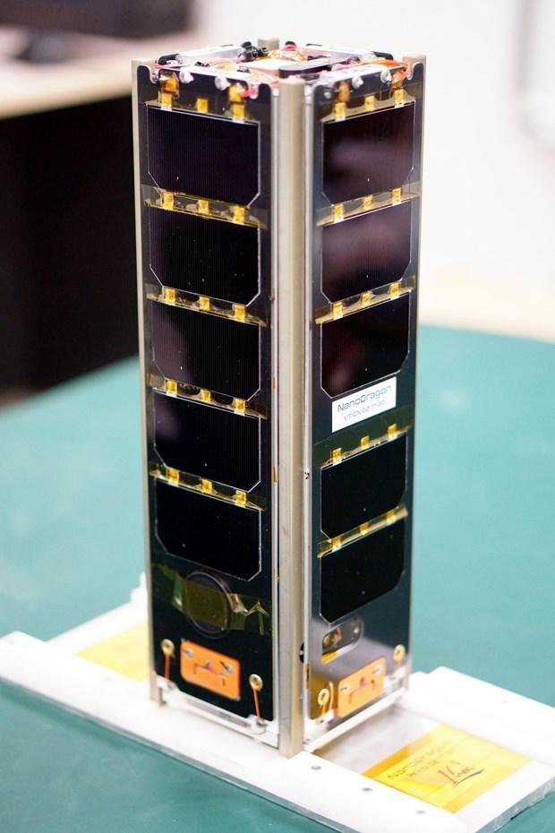 Le microsatellite, fer de lance de l'industrie spatiale vietnamienne hinh anh 2