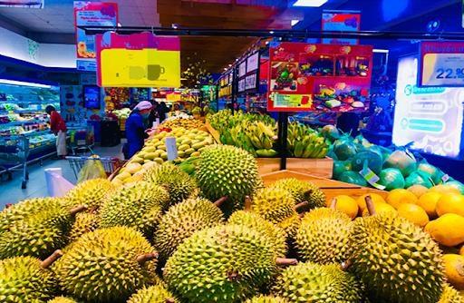 Les durians vietnamiens prennent pied en Australie hinh anh 1