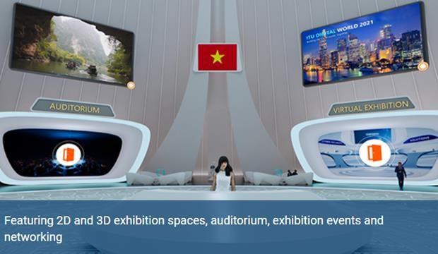 ITU Digital World 2021 s'ouvra ses ports ce mardi soir hinh anh 1