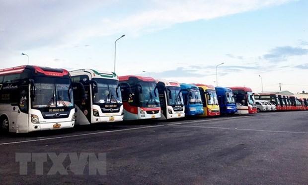 Le transport routier de passagers interprovincial reprendra a partir du 13 octobre hinh anh 1