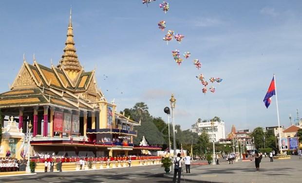 Le Cambodge celebre le 65e anniversaire de sa fete nationale hinh anh 1