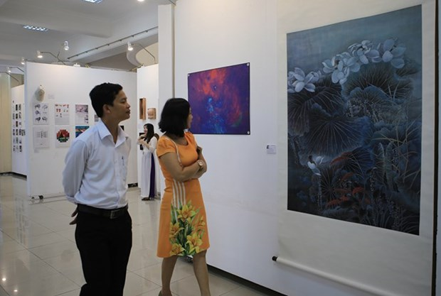 La 7e exposition internationale Pacific Rim a Thua Thien-Hue hinh anh 1