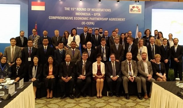 Indonesie - AELE: finaliser les negociations pour un accord de cooperation economique integrale hinh anh 1