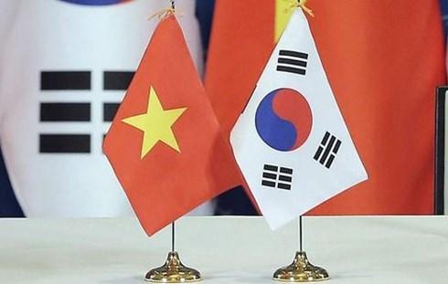 Les relations Vietnam-Republique de Coree appreciees hinh anh 1