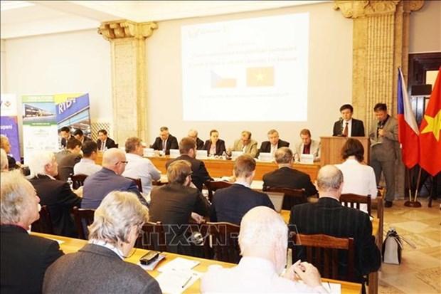Les parlementaires tcheques soutiennent le renforcement de la cooperation avec le Vietnam hinh anh 1