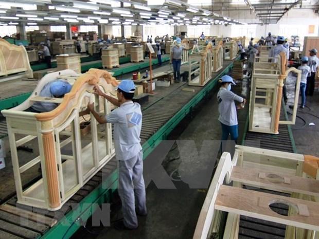 Le Vietnam veut devenir le 2e plus grand producteur de meubles au monde hinh anh 1