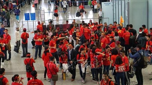 Coupe Suzuki 2018 : l'ambassade du Vietnam en Malaisie assure la securite des fans vietnamiens hinh anh 1