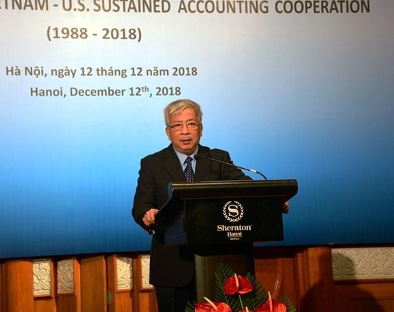 Le Vietnam et les Etats-Unis celebrent les 30 ans de cooperation dans la recherche de MIA hinh anh 1