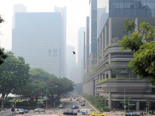 L'economie singapourienne atteindra une croissance de 3,3% en 2018 hinh anh 1