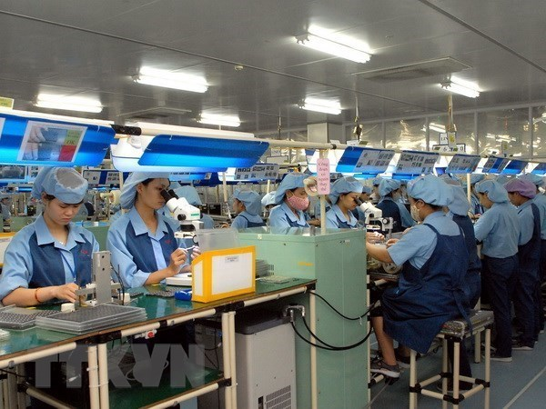 Forbes : le Vietnam – premiere destination des investisseurs en Asie hinh anh 1