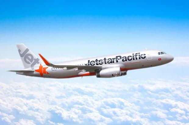 Jetstar Pacific realise un chiffre d'affaires de 9.100 milliards de dongs en 2018 hinh anh 1
