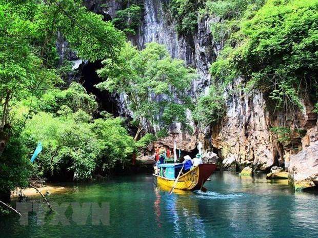 Nouvel An 2019 : Quang Binh accueille plus de 40.000 touristes pendant les jours feries hinh anh 1