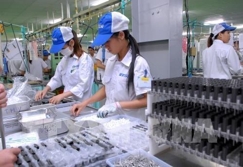 Thai Nguyen envisage d'attirer 300 millions de dollars dans les ZI en 2019 hinh anh 1