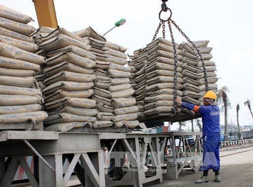 Ciment : VICEM devrait atteindre un chiffre d'affaires de 40.000 milliards de dongs en 2018 hinh anh 1