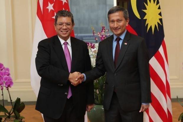 Singapour et Malaisie s'accordent sur des mesures pour attenuer les tensions aeriennes et maritimes hinh anh 1
