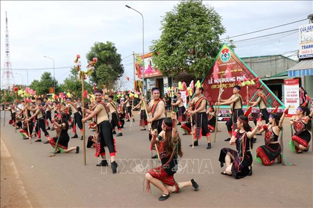 Dak Nong : Le carnaval