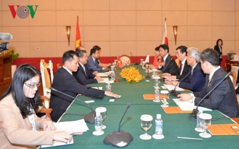 FPAP-27 : Renforcement de la cooperation parlementaire entre le Japon et le Vietnam hinh anh 1
