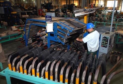 Dong Nai realise une exportation excedentaire de 300 millions de dollars en janvier hinh anh 1