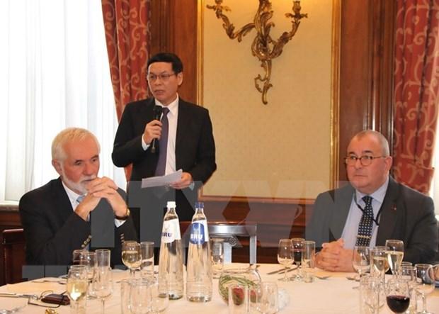 L'Alliance belgo-vietnamienne renforce son soutien aux entreprises des deux pays hinh anh 1